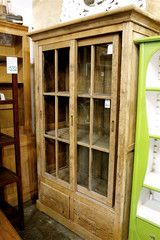Recycled Display Cabinet