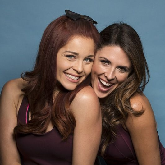 Season 28  Erin White Robinson and Joslyn Davis: Friends