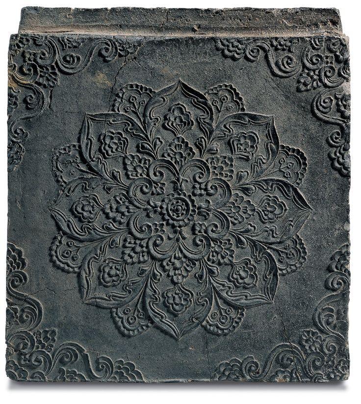 Batik Stamp . . .