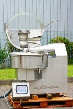Seydelmann K 40 Ultra Fleischkutter, schöner Kutter für kleine Metzgerei.  www.dl-leasing.com