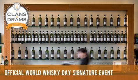 World Whisky Day Feast Fair | World Whisky Day.   Date: 17-May-2014  Time: 12:00 to 18:00 Address: The Vaults, Leith and 28 Queen St City: Edinburgh   Country: Scotland     I can't be there so gorge yourself for me.