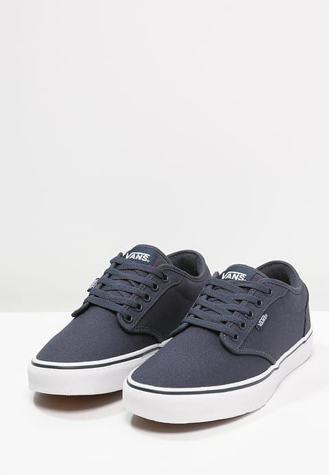 Vans ATWOOD - Sneakers laag - navy/white - Zalando.nl