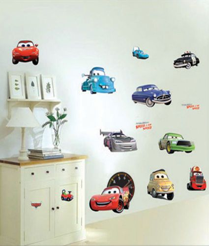 Luxury Wandaufkleber Wandtattoo Wandsticker Wallsticker Deko Kind Kinderzimmer WAK