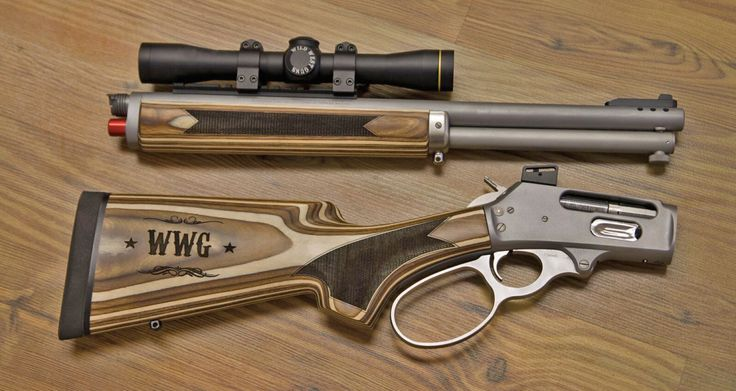 WWG Co-Pilot » Wild West Guns. 45-70 or 45Mag. This a fabulous rifle. A high quality weapon. I WILL have one of these in 45-70 very soon. WFH.