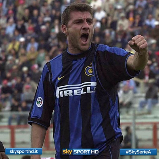 Christian #Vieri #Inter