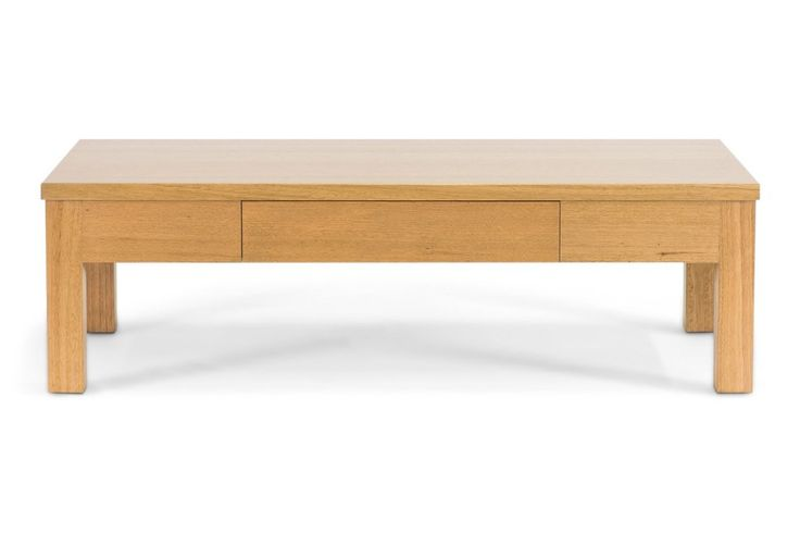 Mosman Coffee Table, Australian made in Tasmanian Oak. Have it made in your choice of stain, size and finish. From Urban Rhythm, Melbourne urbanrhythm.com.au