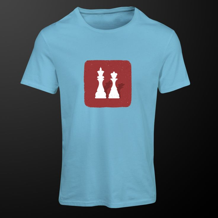 T-Shirt – Chess Colors