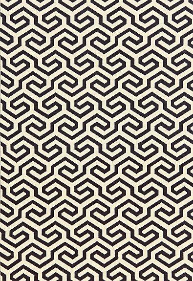 Ming Fret Schumacher Fabric