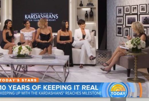 "Kardashians Interview With Megyn Kelly – Watch ""Today"" Show Video"