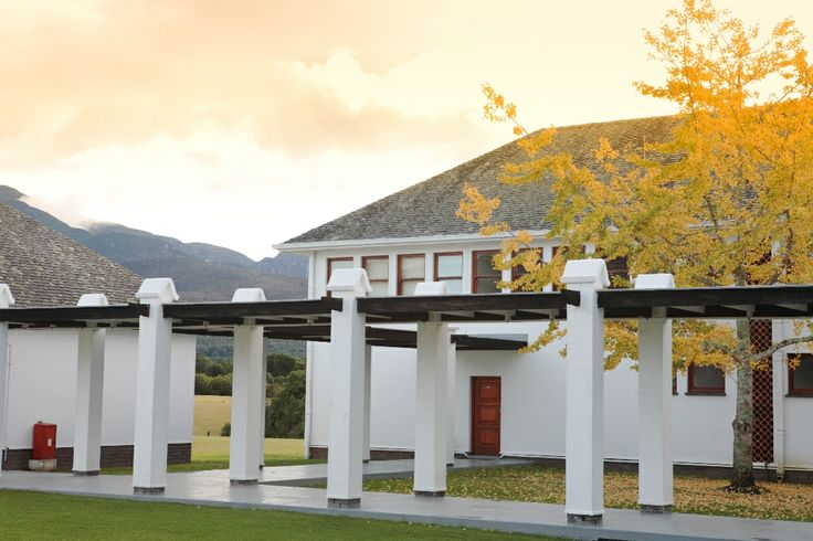 NMMU's George Campus in the Southern Cape