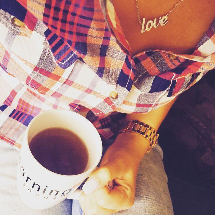 #lazymorning #teatime