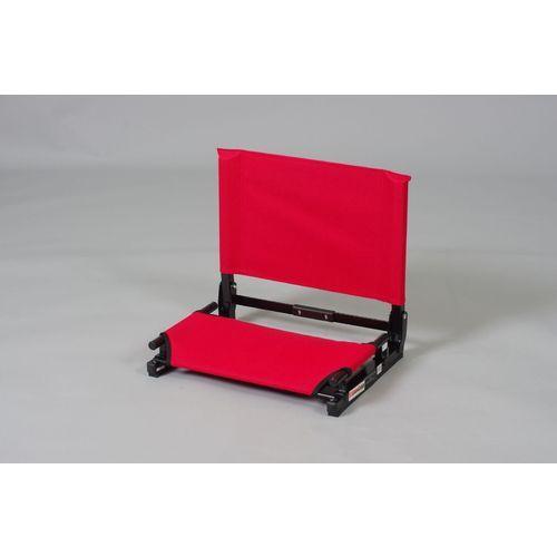 StadiumChair GameChanger™ Stadium Chair Red - Football Equipment, Football Equipment at Academy Sports