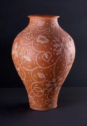 Nisa pottery, Alentejo, Portugal.