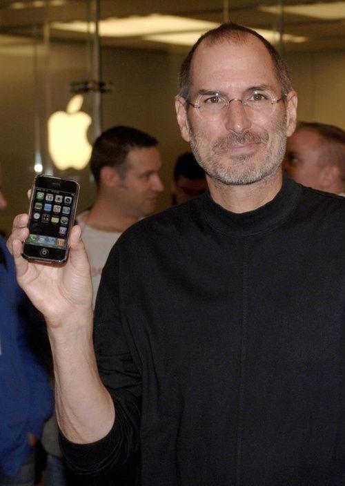Steve Jobs - Co-founder, chairman, CEO of Apple Inc.