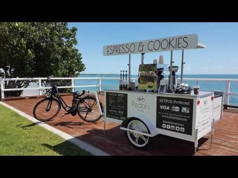 Biking Barista Opportunity - YouTube