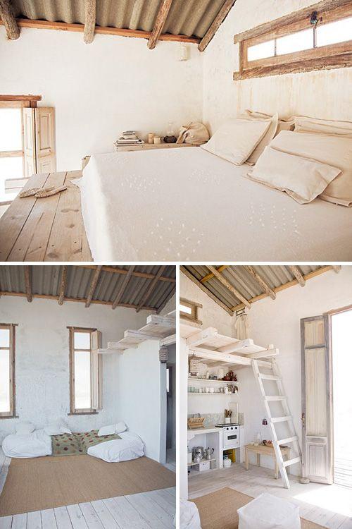 A small house in Cabo Polonio, Uruguay....un lugar que esta en mi lista además