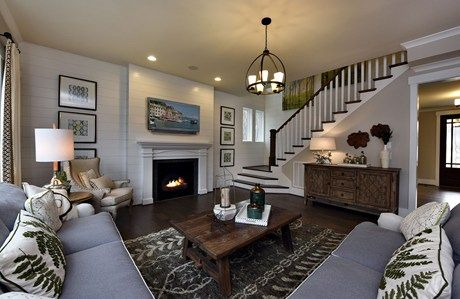 Bailey\'s at Glenmoor by Drees Homes in Wake Forest, North Carolina