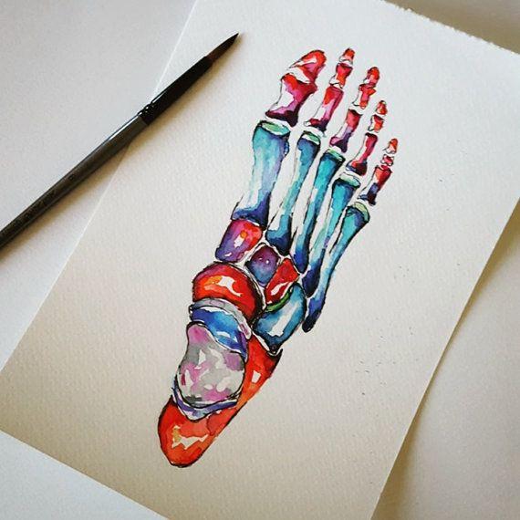 Weet een medico of anatomie liefhebber met een groot hart, een sterke rug en het gewicht van de wereld van de wereld van hun schouders? Of een chirurg die een beetje te trots op hun handen is? Maak uw eigen set van DRIE a5 schilderijen! Kies uit: hart, hersenen, c-spine, hand of voet.  Elk stuk handgeschilderde is een origineel! Als zodanig, afwisseling tussen schilderijen zullen optreden, maar het algemene kleurenschema zal worden wat precies wat u hebt besteld.  Originele kunstwerken in…