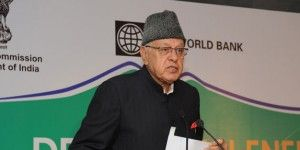 India should continue talking to Pakistan: Farooq Abdullah - FrontPageIndia  http://www.frontpageindia.com/nation/india-continue-talking-pakistan-farooq-abdullah/62455  India should continue the dialogue process with Pakistan as stopping talks would only strengthen terror groups, Union Minister for New and Renewable Energy Farooq Abdullah said on Wednesday.