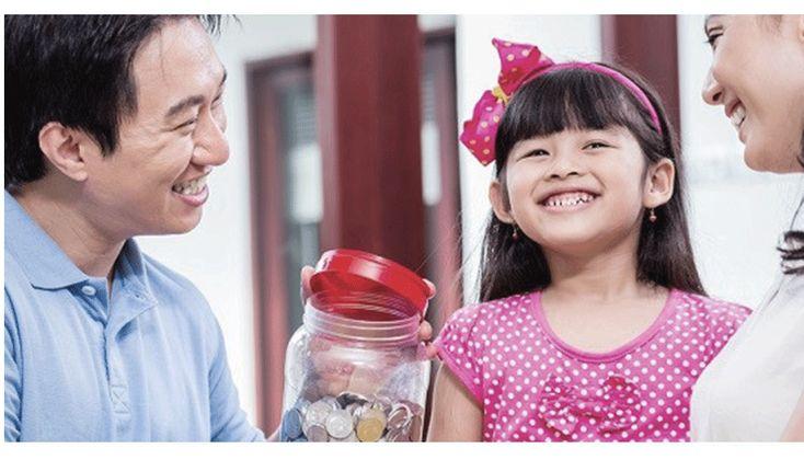 Child Development Account - OCBC Singapore
