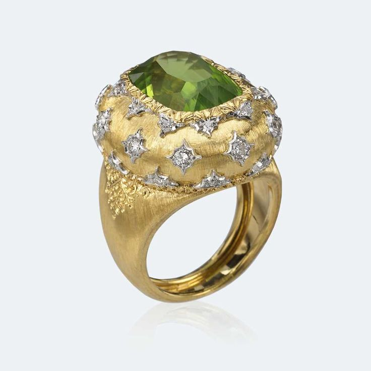 Buccellati - Rings - Cocktail Ring - Haute Joaillerie