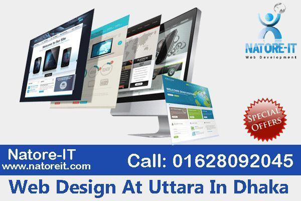 Web Design At Uttara In Dhaka Domain Hosting Domainhosting Domain Hosting Price 5000tk Descri With Images Web Design Responsive Website Design Web Design Company
