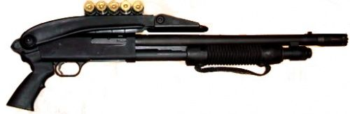 mossberg 500 tactical cruiser...on the list