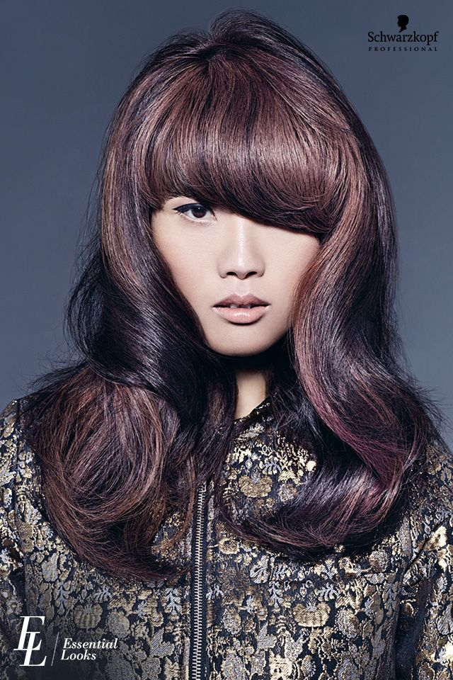 hair styles for with hair 83 best schwarzkopf professional images on 7033