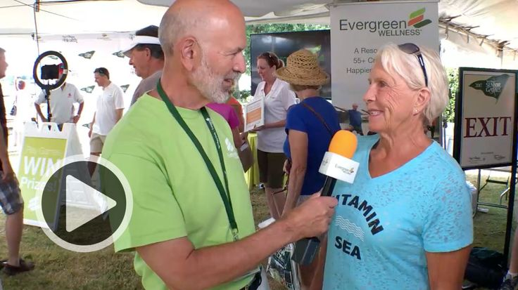 We're back for another PopUp Studio event – as we pop up at The Villages® Senior Games, where residents shared how they planned to compete.  Watch what these Villagers had to say! #seniorgames2017