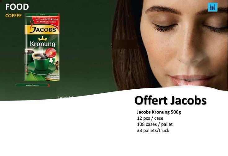 OFFERT JACOBS  Jacobs Kaffee 500g +49-8034-7056-800 mail@beveragebroker.me