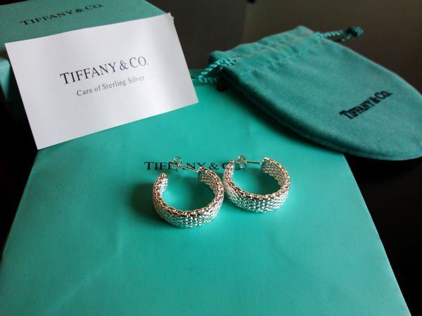 tifanny and co earings