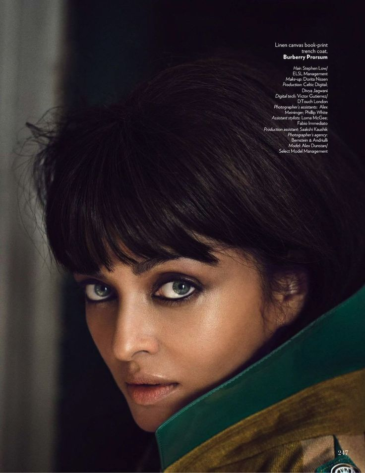 Aishwarya Rai Vogue India March 2015