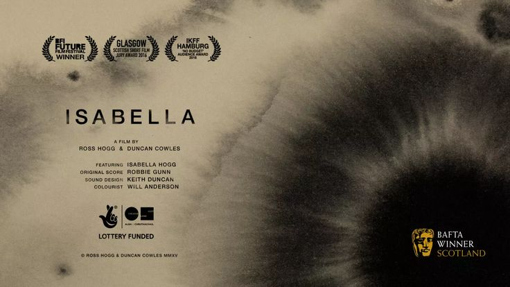 Isabella in Short of the Week on Vimeo