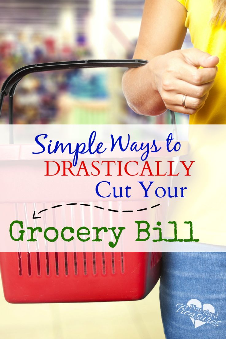 Simple and awesome tips to drastically cut your grocery bill. Super creative ideas that any family can do! @aliacanwrite