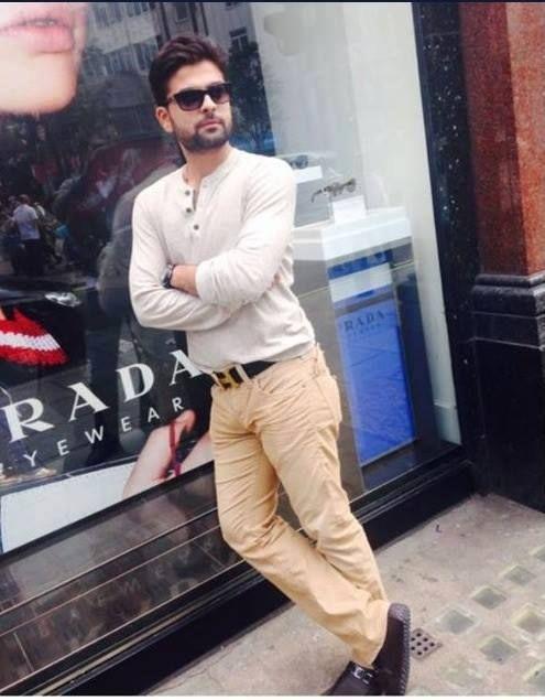Ahmed Shahzad !!