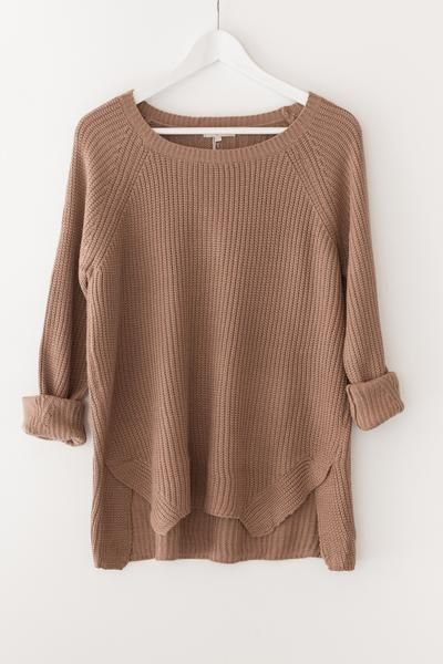 Blush Chunky Knit Sweater