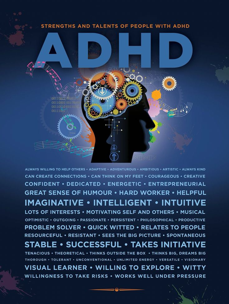 ADHD and Children Who Are Gifted