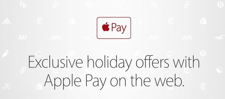 Apple Pay : Apple met en avant des offres promotionnelles chez plusieurs commerçants