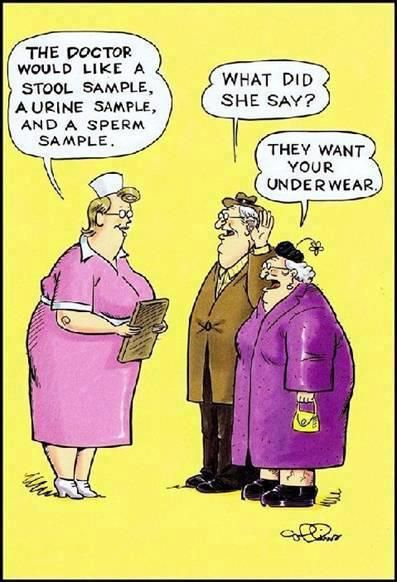 .: Funny Cartoon, Old Age, Funny Pictures, The Doctor, Funny Stuff, Medical Humor, Only Week, Nur Humor, Funny Memes