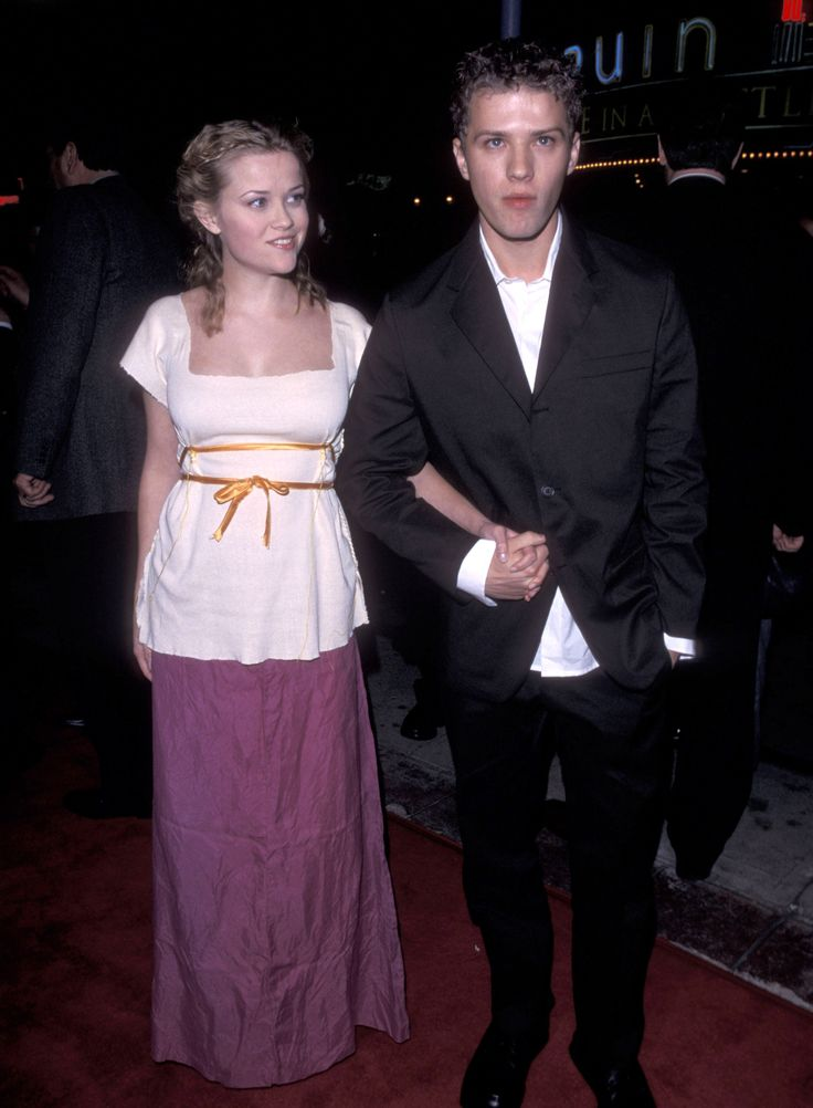 1999: Reese Witherspoon and Ryan Phillippe