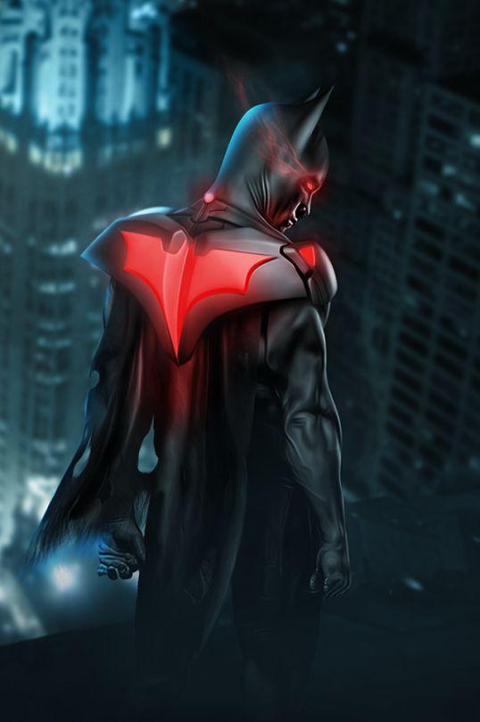 Batman Beyond by Bosslogic