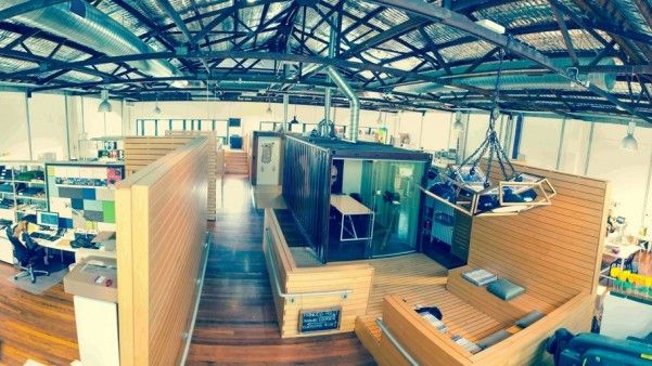 Lightspace, West End Brisbane | Creative Spaces