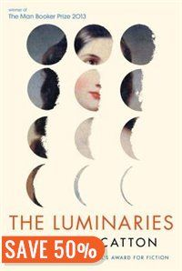 The Luminaries Book by Eleanor Catton