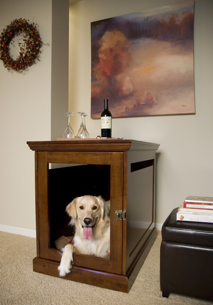 I Need Something Like This For A Cat Size End Table DenHaus TownHaus Designer  Pet Den