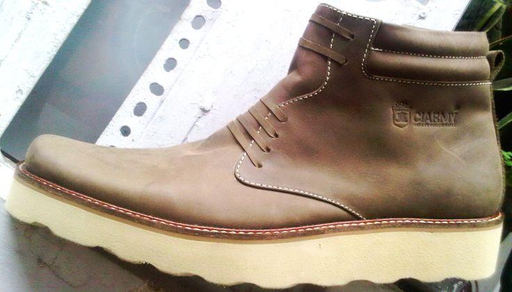 Sepatu Boots Type C-02TC  DANY :081802060232 / PIN-BB 2316726C   www.ciarmy-boots.com