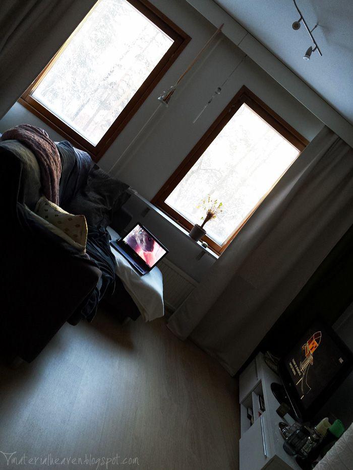 Scandinavian home #scandinavian #decorating #decoration #homestyle #home #blogipostaus #blogi #sisustus
