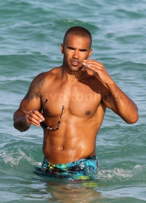 Shemar moore bondage photos