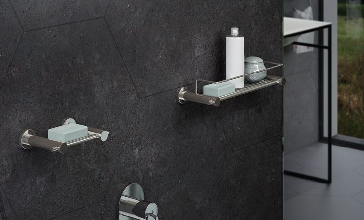 Including up-cycling salvaged materials and reclaimed furniture, the Industrial bathroom also make use of a few sturdy and solid pieces like stainless steel bathroom fittings.