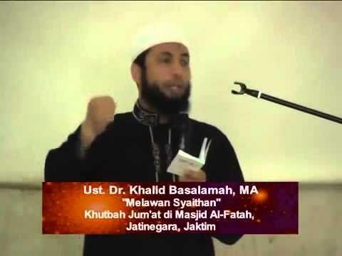 Khalid Basalamah - Melawan Syaithan
