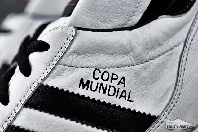 WHITE COPA MUNDIAL – ADIDAS' CLASSIC FOOTBALL BOOT GOES WHITE